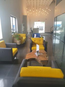 Coworking & 1man to 15man/staff Furnished Office Space +conference Rms, Along International & Local Terminal,  Airport Road, Ikeja, Lagos, Office Space for Rent