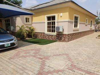 3 Bedroom Bungalow, By Navy Estate Road., Orozo, Abuja, Detached Bungalow for Sale