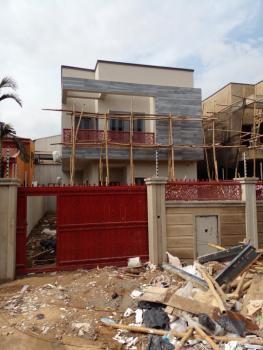 4 Bedroom  Fully Detached House with Bq, Adekoya Estate, Ogba, Ikeja, Lagos, Detached Duplex for Sale