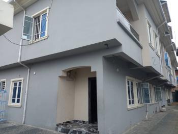 Newly Built 4 Bedroom En-suite Luxury Terrace with a Bq, Sangotedo, Ajah, Lagos, Terraced Duplex for Rent