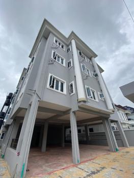 a Lovely 3 Bedroom with Bq, Osapa, Lekki, Lagos, Flat / Apartment for Rent