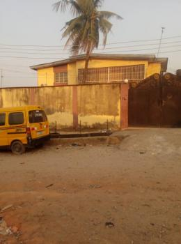 Luxury 4 Units of 3 Bedroom Flats on 700 Sqm, College Road, Ogba, Ikeja, Lagos, Block of Flats for Sale