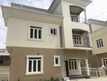 Lovely 4 Bedroom Detached House In A Low Density Estate With A Swimming Pool And A Gym, Osapa, Lekki, Lagos, 4 bedroom, 5 toilets, 4 baths Detached Duplex for Rent