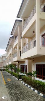 a Brand New & Service 5 Bedroom Terrace Duplex, 54, Magarza Str, By Vio Office., Mabushi, Abuja, Terraced Duplex for Rent