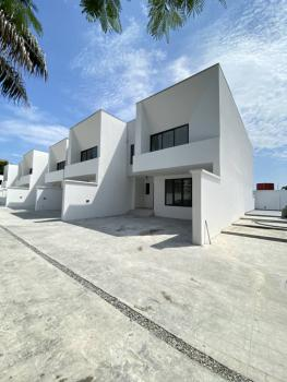 Luxurious 3 Bedrooms Terraced Duplex with Pool, Gym and 1 Bq, Victoria Island (vi), Lagos, Terraced Duplex for Rent