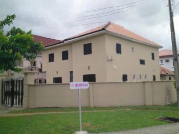 5 Bedroom Fully Detached Duplex with 2 Room Bq Corner Piece, Crown Estate, Sangotedo, Ajah, Lagos, Detached Duplex for Sale