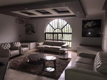 Fully Furnished & Serviced 6 Bedrooms Fully Detached Duplex with 2 Rooms Bq, Off Aminu Kano Crescent, Wuse 2, Abuja, Detached Duplex for Rent