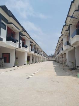 a Luxurious 4 Bedroom 1bq Terrace Duplex, Ikota Gra Ikota Villa Estate, Ikota, Lekki, Lagos, Terraced Duplex for Sale