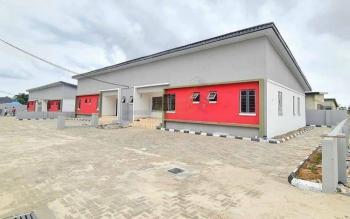 New 2 Bedroom Semi Detached Bungalow, Behind Mayfair Garden Estate, Awoyaya, Ibeju Lekki, Lagos, Flat / Apartment for Sale