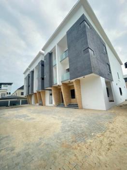 Luxury 4 Bedroom Terrace Duplex Wt Bq, Beside Richmond Estate 2, Ikate, Lekki, Lagos, Terraced Duplex for Rent