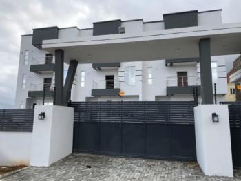 Top Notch 4 Bedroom Terrace Duplex, Jahi, Abuja, Terraced Duplex for Rent