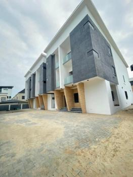 Luxury 4 Bedroom Terrace Duplex with a Study, Bq,on 2 Floors, Ikate Elegushi, Lekki, Lagos, Terraced Duplex for Rent