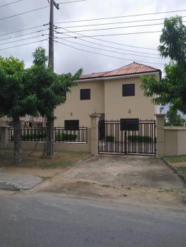 5 Bedroom Fully Detached Duplex with 2 Room Bq, Crown Estate, Sangotedo, Ajah, Lagos, Detached Duplex for Rent