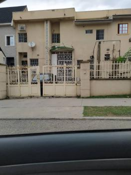 4 Bedroom with 2 Self Contain B Q,, National Assembly Quarters, Apo, Abuja, Terraced Duplex for Sale