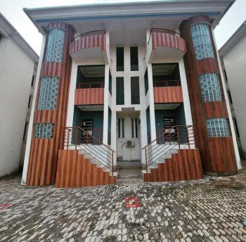 Four Bedroom Terrace Duplex with Bq, Guzape District, Abuja, Terraced Duplex for Sale