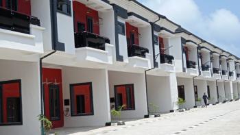 Multiple Units of Newly Built & Affordable 4 Bedroom Terraced Duplex, Ikota, Lekki, Lagos, Terraced Duplex for Sale