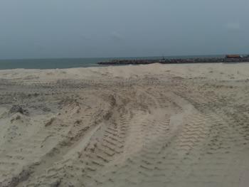 Full Plot, Maiyegun Beach Estate, Jakende, Opposite The Circle Mall, Lekki Phase 1, Lekki, Lagos, Residential Land for Sale