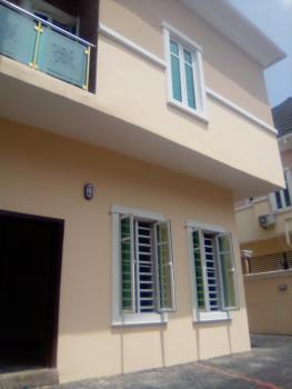 3 Bedroom Semi Detached House with Bq, Lekki County, Lekki Phase 2, Lekki, Lagos, Detached Duplex for Sale