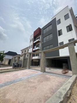 Service 3 Bedroom Apartment with Bq, Agungi, Lekki, Lagos, Flat / Apartment for Sale