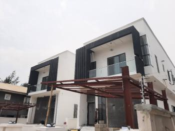 Exquisitely Finished 2 Unit of 5 Bedrooms Semi Detached Duplexes, Lekky County Homes Estate., Ikota, Lekki, Lagos, Semi-detached Duplex for Sale