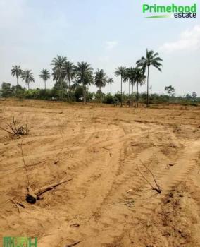 Plots of Land, Off Akaran Road Olorunsogo, Olorunsogo, Oyo, Residential Land for Sale