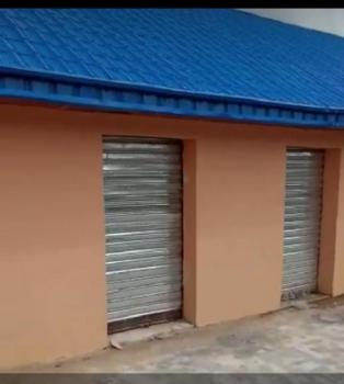 Newly Built of Commercial Shops Available, Sango Market Close to Ventura Mall, Eleyele, Ibadan, Oyo, Shop for Sale