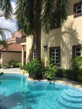 6 Bedroom Semi-detached House with Swimming Pool Suitable for Hotel., Off Fatai Arobieke Street By Admiralty Road., Lekki Phase 1, Lekki, Lagos, Detached Duplex for Sale