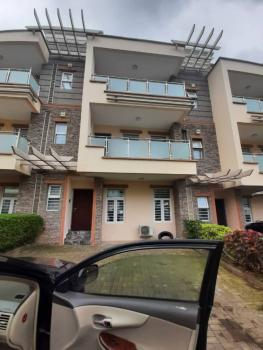 Serviced Standard 4 Bedroom Terraced Duplex with Air Conditions, Wuse 2, Abuja, Terraced Duplex for Rent