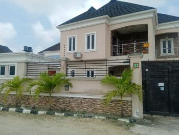 a Year Old Luxurious 4 Bedroom Semi Detached Duplex with a Bq, Peninsula Garden Estate, Behind Blenco Supermarket, Olokonla, Ajah, Lagos, Detached Duplex for Sale