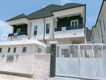 4 Bedroom Semi Detached Duplex with Bq in a Service Estate., Orchid Hotel Rd., Lafiaji, Lekki, Lagos, Semi-detached Duplex for Sale