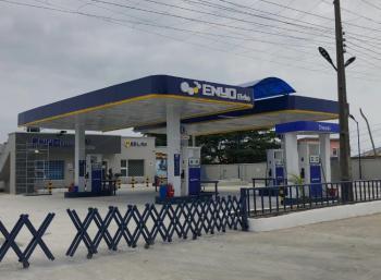Enyo Filling Station, Lekki Phase 1, Lekki, Lagos, Filling Station for Sale