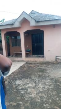 2 Bedroom Flat and 2 Unit of Room and Parlor Self Contained, Ofin Road, Igbogbo, Ikorodu, Lagos, Detached Bungalow for Sale