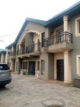 Lovely 4 Flats 3 Bedroom, Gateway Estate, Gra Phase 1, Magodo, Lagos, House for Sale