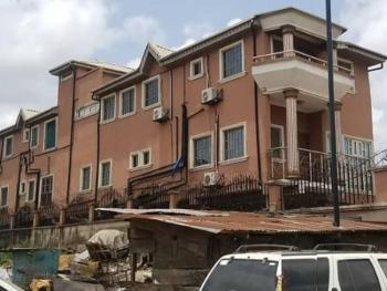 a 2 Storey Building on 504sqm, Ebute Metta West, Yaba, Lagos, Block of Flats for Sale