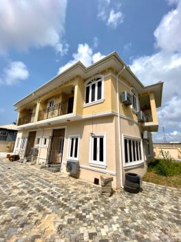 Well Finished Fully Serviced 4 Bedroom Semi-detached Duplex with Bq, Vgc, Lekki, Lagos, Semi-detached Duplex for Rent