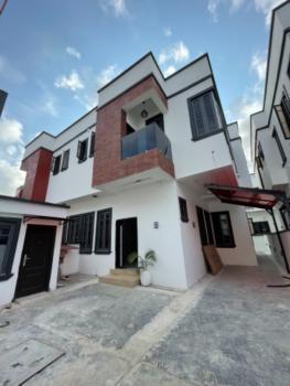 Newly Built 4 Bedroom Semi Detached Duplex with B.q, Ajah, Lekki, Lagos, Semi-detached Duplex for Sale