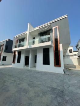 Serviced 4 Bedroom Semi Detached Duplex with B.q, By Lekki 2nd Toll Gate, Lekki, Lagos, Semi-detached Duplex for Sale