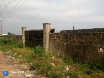 an Ideal Acre of Land, Fenced & Gated. Ideal for Filling Station, Lagos-ikorodu Road., Ikorodu, Lagos, Commercial Land for Sale