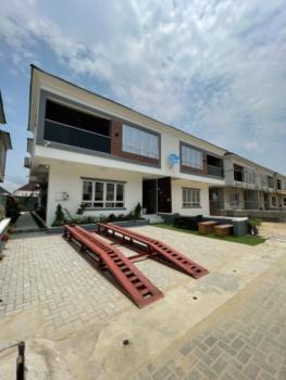 Newly Built 4 Bedroom Semi-detached Duplex with Bq, Vgc, Lekki, Lagos, Semi-detached Duplex for Sale