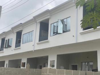 Luxury 3 Bedrooms Terrace Duplex with Bq, Agungi, Lekki, Lagos, Terraced Duplex for Sale