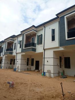Luxury 4 Bedroom Terrace Duplex, Second Toll Gate, Lekki Phase 2, Lekki, Lagos, Terraced Duplex for Sale