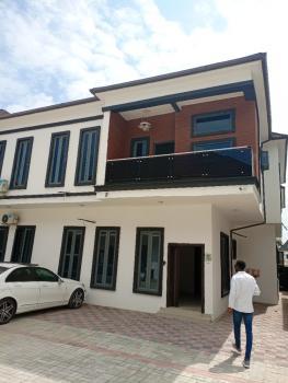 Luxury 4 Bedroom Semi-detached Duplex in a Secure Estate, Orchid Road, Lekki Phase 2, Lekki, Lagos, Semi-detached Duplex for Sale