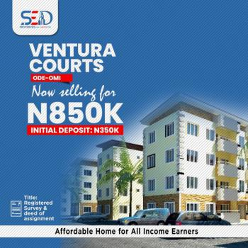 Best Investment Offer! Make an Initial Deposit and Spread Payment, Odeomi, Ibeju Lekki, Lagos, Land for Sale