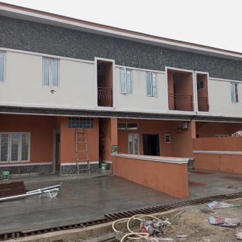 Luxury Brand New 3 Bedroom Ensuite Semi-detached Duplex, Ocean Palm Estate, Olokonla, Ajah, Lagos, Semi-detached Duplex for Rent