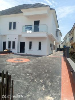 Fantastic Spacious 4 Bedrooms Semi Detached Duplex + Bq, Megamound Estate, Lekki County Road, Ikota, Lekki, Lagos, Semi-detached Duplex for Sale