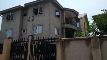 a Newly Built Block of 6 Nos 2 Bedroom Flats (  Ready for Occupation), Olabinjo Street Off Otunba Runsewe Estate, Ahammadiya Bus Stop, Ijaiye, Lagos, Flat / Apartment for Rent