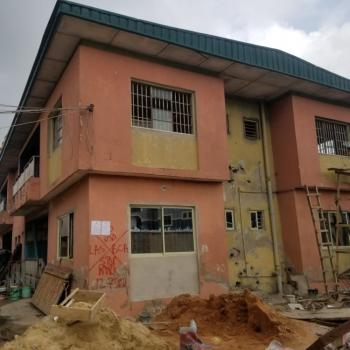 Nice 3 Bedroom Flat, Ogundele, Mafoluku, Oshodi, Lagos, Flat / Apartment for Rent