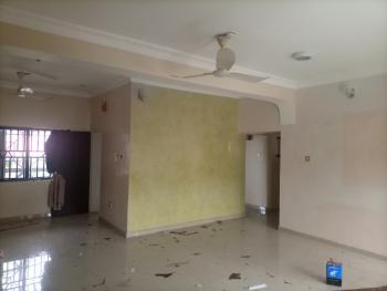Serviced 3 Bedroom Flat with Bq & Laundry Room, Wuse 2, Abuja, Flat / Apartment for Rent