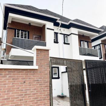 Distress Auction 4 Bedroom Semi Detached Duplex Tastefully Finished, Ikota Gra, Lekki, Lagos, Semi-detached Duplex for Sale