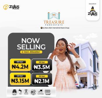 Treasure Park Estate, Treasure Park Estate, Enugu, Enugu, Residential Land for Sale